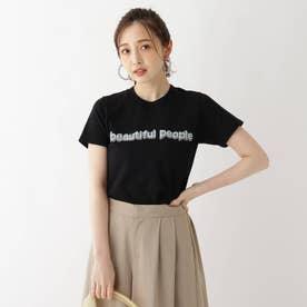 beautiful people スビンピマジャージーネオンTシャツ (ブラック)