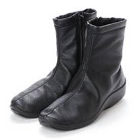 SHORT BOOTS ショートブーツ (ブラック)
