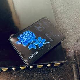 フィセルローズ フラグメントケース (ブルー)