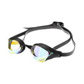 水泳 ゴーグル/小物 くもり止めスイムグラス(ミラー加工) AGL-240M 【返品不可商品】