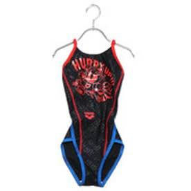 ジュニア 水泳 競泳水着 スーパーフライバック SAR-9103WJ【返品不可商品】