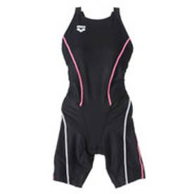 ARENA レディース 水泳 競泳水着 セイフリーバックスパッツ SAR-7131W【返品不可商品】
