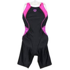 レディース 水泳 競泳水着 セイフリーバックスパッツ(着やストラップ) ARN-9050W【返品不可商品】
