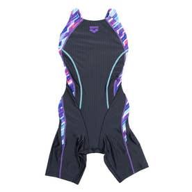 レディース 水泳 競泳水着 セイフリーバックスパッツ(着やストラップ) ARN-1063W 【返品不可商品】 (他)