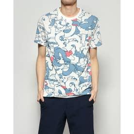 メンズ 半袖Tシャツ JSY AOP SS T 2191A225