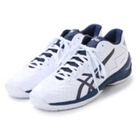 ユニセックス バスケットボール シューズ GELBURST21 Z TBF338 155 (ホワイト)