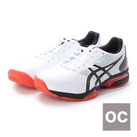 ASICS  テニス オムニ/クレー用シューズ PRESTIGELYTE 2 OC プレステージライト 1043A006