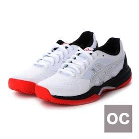 テニス オムニ/クレー用シューズ GEL-GAME 7 CLAY/OC 1042A038 (ホワイト)