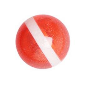 グラウンドゴルフボール ハイパワーボール ストレート GGG330 (レッド)