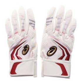 野球 バッティング用手袋 ジュニア用プロモデルバッティング手袋(両手) 3124A098