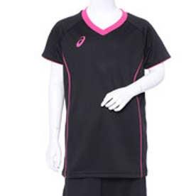 ASICS ジュニア バレーボール 半袖Tシャツ Jr.プラクティスショートスリーブトップ XW5208