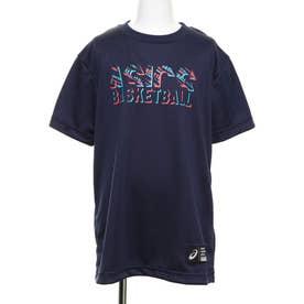 ジュニア バスケットボール 半袖Tシャツ Jr.グラフイツクSSトツプ 2064A034