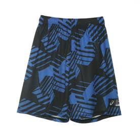 ジュニア バスケットボール ハーフパンツ Jr.プラクテイスパンツ 2064A041 (ブラック)