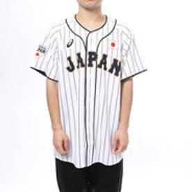 メンズ 野球 レプリカウェア レプリカユニフォーム(H).サムライホワイト BAK713