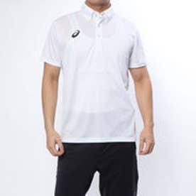 メンズ バレーボール 半袖Tシャツ CAボタンダウンポロシヤツ 2031A651