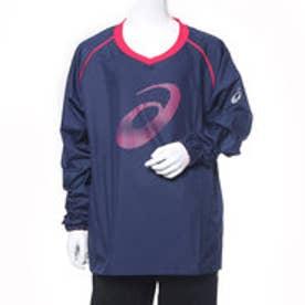 ASICS バレーボール 長袖Tシャツ 長袖ウオームアップシャツ XWW626