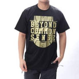 ASICS バスケットボール 半袖Tシャツ プリントショートスリーブトップ XB6633
