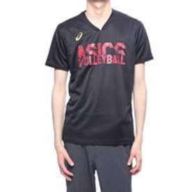 バレーボール 半袖Tシャツ クールシヨートスリーブトツプ 2053A041
