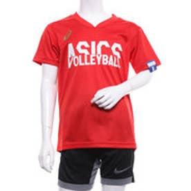 バレーボール 半袖Tシャツ Jr.クールシヨートスリーブトツプ 2054A007