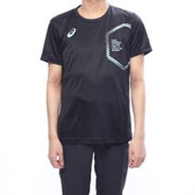 バレーボール ノースリーブシャツ LIMOプリントシヨートスリーブTO 2031B014