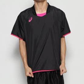 バレーボール 半袖Tシャツ ハンソデウォームアップシャツ 2053A056