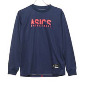 バスケットボール 長袖Tシャツ Jr.LSシャツ 2064A028