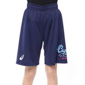 ASICS レディース バスケットボール ハーフパンツ W'Sプラクテイスプリントパンツ XB7635