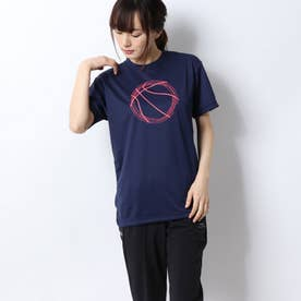 レディース バスケットボール 半袖Tシャツ W'SグラフイツクSSトツプ 2062A032