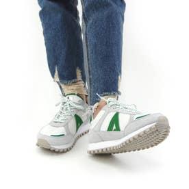 CHA001 WHITE GREEN(WHITE GREEN)
