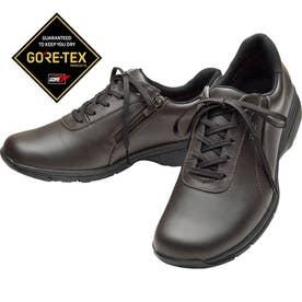 男性用 ゴアテックスファブリクス採用 防水モデル GT M025 (ブラウン) メンズシューズ 紳士靴