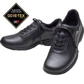男性用 ゴアテックスファブリクス採用 防水モデル GT M025 (ブラック) メンズシューズ 紳士靴