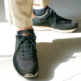 男性用 ロングウォークモデル RW M006 (ブラック) メンズシューズ 紳士靴