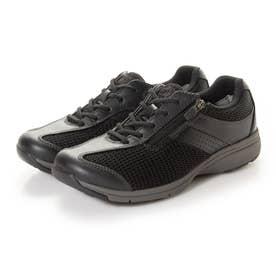 女性用 メッシュ素材使用 MS-L (ブラック)レディース 婦人靴