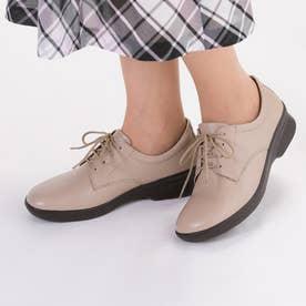 女性用 コンフォートシューズ ビジネス フォーマル CC L026 レディース 婦人靴 (ベージュ)
