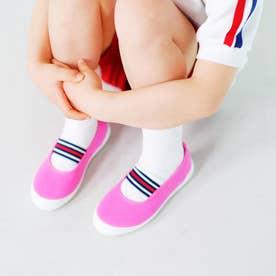 上履き S01 (ピンク)子供靴 キッズシューズ