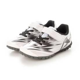 子供靴 ガチ強 J033 (ホワイト) キッズシューズ