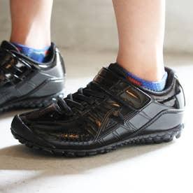 子供靴 ガチ強 J004(ブラック/ブラック) キッズシューズ