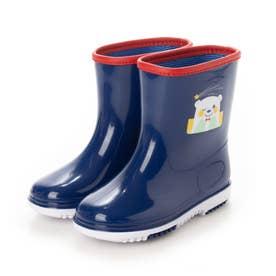 子供靴 長靴 雨靴 R302 (シロクマ) キッズシューズ レインシューズ
