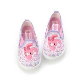 サンリオキャラクターP072 スニーカー (ボンボンリボン)子供靴 キッズシューズ