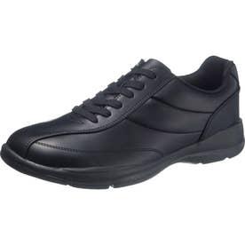男性用スニーカー アサヒM512 紳士靴 メンズ (ブラック)
