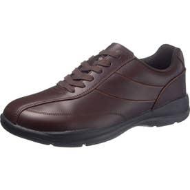 男性用スニーカー アサヒM512 紳士靴 メンズ (ブラウン)