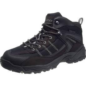男性用スニーカー 防水設計 ウィンブルドンM047WS 紳士靴 メンズ (ブラック)