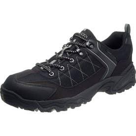 男性用スニーカー 防水設計 ウィンブルドンM046WS 紳士靴 メンズ (ブラック)