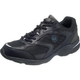 男性用スニーカー 防水設計 ウィンブルドンM045WS 紳士靴 メンズ (ブラック)