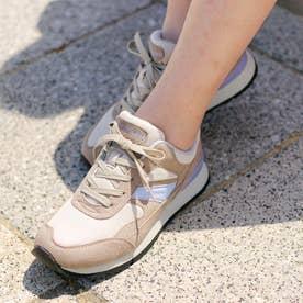 女性用スニーカー ウィンブルドン L041 (サンドベージ) レディース 婦人靴
