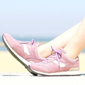 女性用スニーカー ウィンブルドン L041 (ベリー) レディース 婦人靴