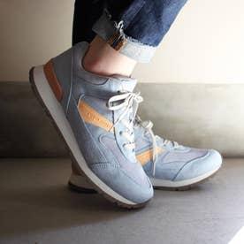 女性用スニーカー ウィンブルドン L041 (サックス) レディース 婦人靴