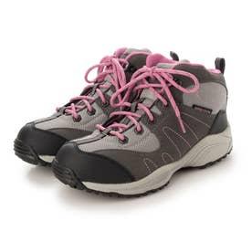 女性用 防水モデル ウィンブルドン L049WS (グレー) レディース 婦人靴