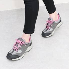 女性用 防水モデル ウィンブルドン L048WS (グレー) レディース 婦人靴