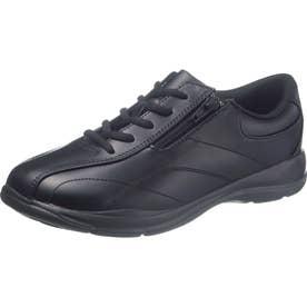 女性用スニーカー アサヒL511 婦人靴 レディース (ブラック)